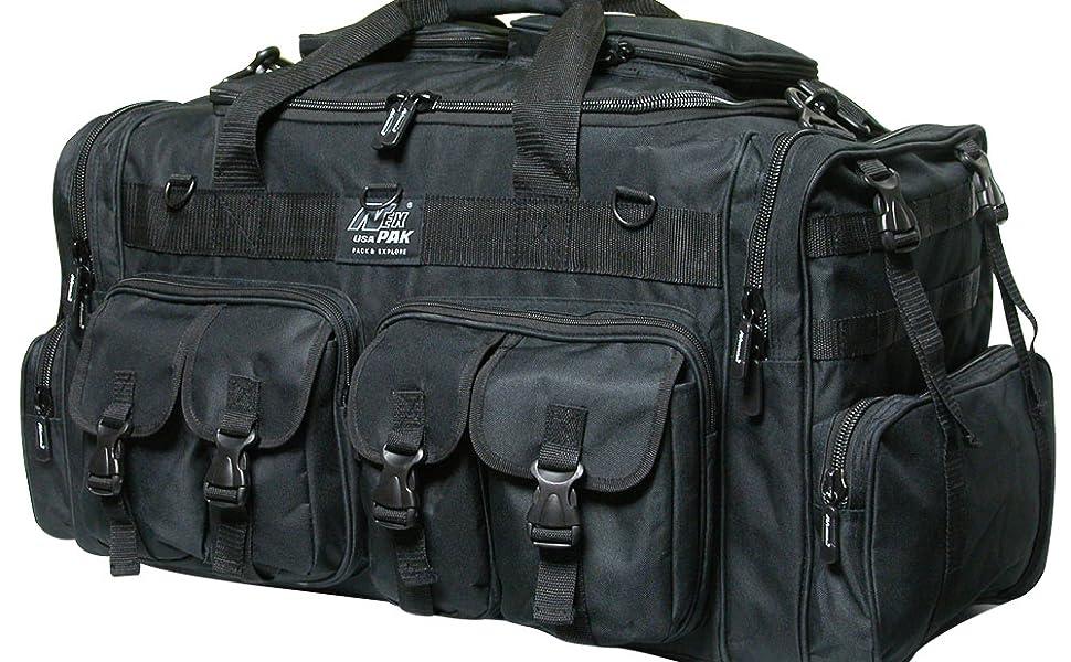 tf130, large tactical bag, tactical backpack, range bags, range bag, black range bag, nexpak bags