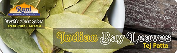 Bay Leaves Header