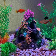 betta coral ornament