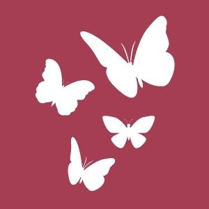 Butterflies graphic