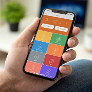 Home8 Alarm App