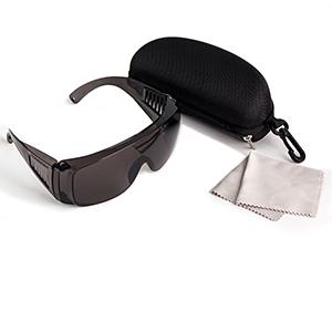 6 10.6um VLT:28/% CE CO2 Laser Safety Goggles Protective Glasses Goggles OD4