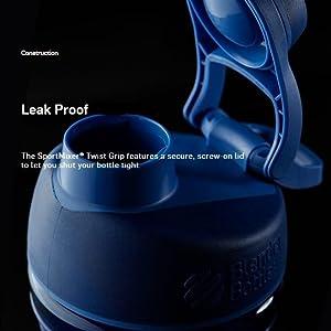 Blenderbottle blender bottle sportmixer lid mixer protein shake travel cup protein powder smoothie