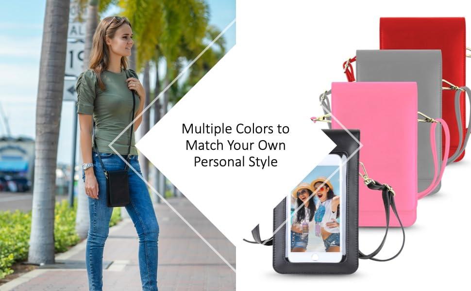 cute clutch purse wallet crossbody black leather gold