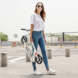 foldable scooter for adults