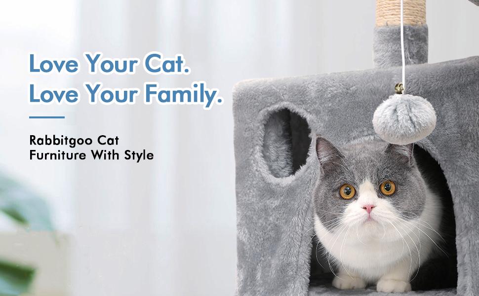 cat tree cat tower