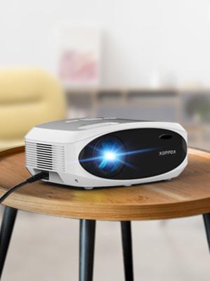 movie projector 1080P Projector 1080p HD projector wifi bluetooth projector movie projector