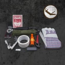 emergency tools comfort tactical surival camping hiking backpacking advanced deluxe equipment gear