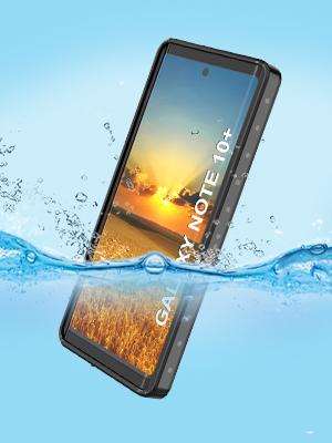 Note 10+ waterproof case