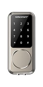 keless entry lock
