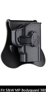 Bodyguard 380 Holster
