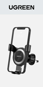 UGREEN Car Phone Mount Air Vent Cell Phone Holder