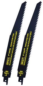 EPSIT 9-inch carbide reciprocating saw blades