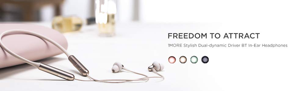 1MORE Stylish dual driver earphones