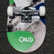 cal 7 complete skateboards