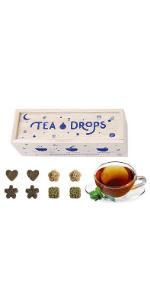Wood Tea Samplers