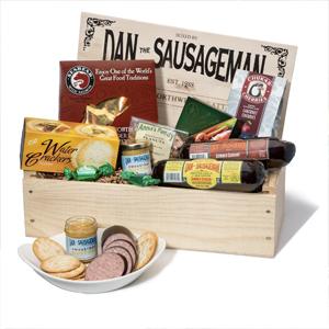 Dan The Sausageman Gift Baskets