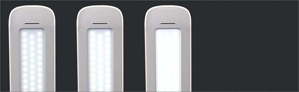 Natural Daylight Healthy Lighting LED Spectral Output Sunlight Reduced Eyestrain