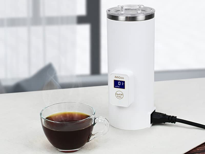 Make A Cup Of Fragrant Coffee