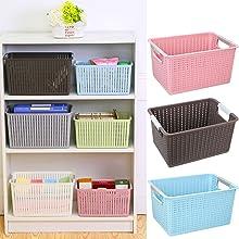 Colorful Organizing Basket