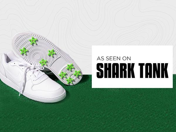 DIY Golf Spikes - Add Golf Cleats