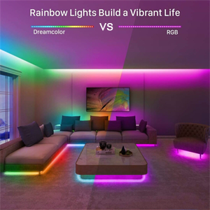 Rainbow LED Strip Lights