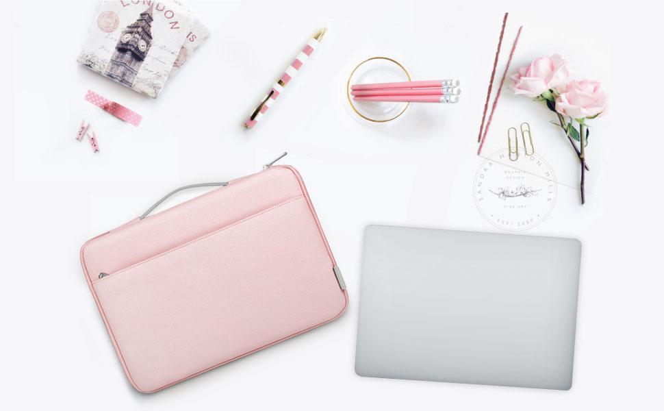 14 Zoll Stoßfestes Laptop Tasche Hülle