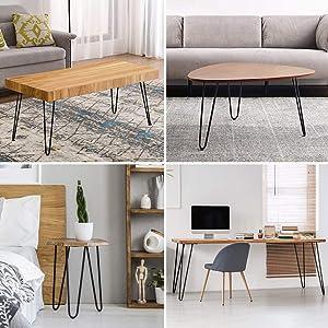 eenvoudige en moderne stijl