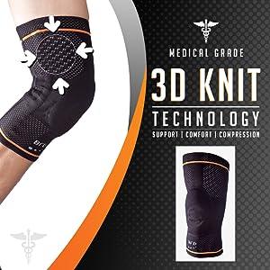 knee compression brace