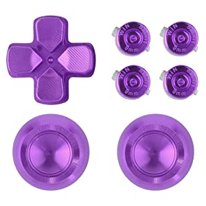 PS4 Metal Buttons