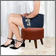 stool for living room guests parties sitting chair extra ottoman pouf puffy bean bags low mudha high