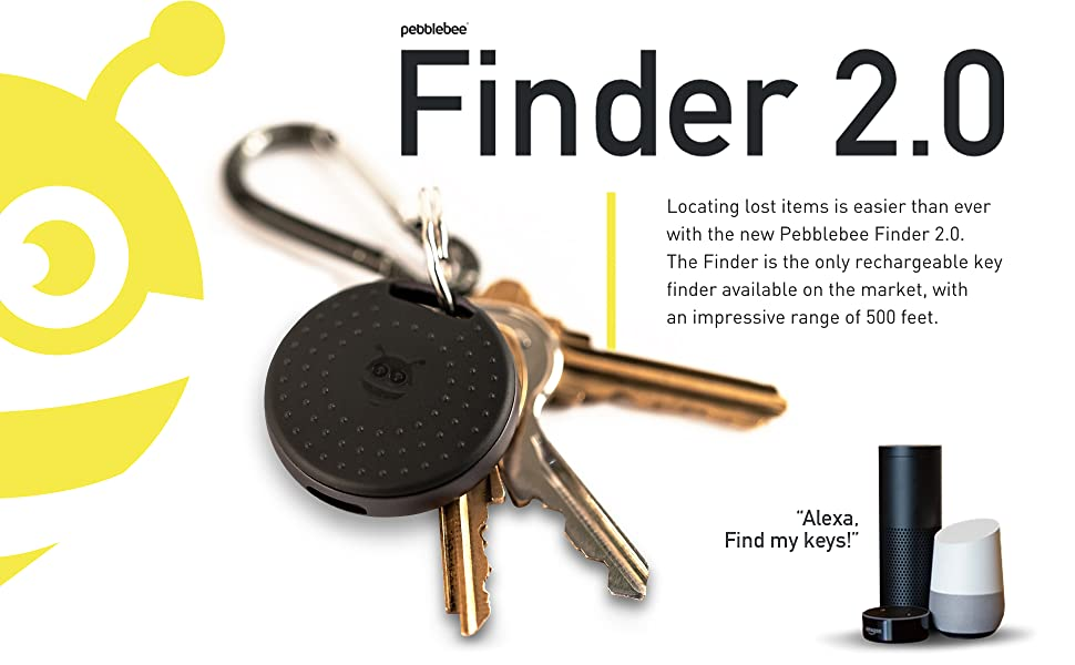 key, tracker, finder