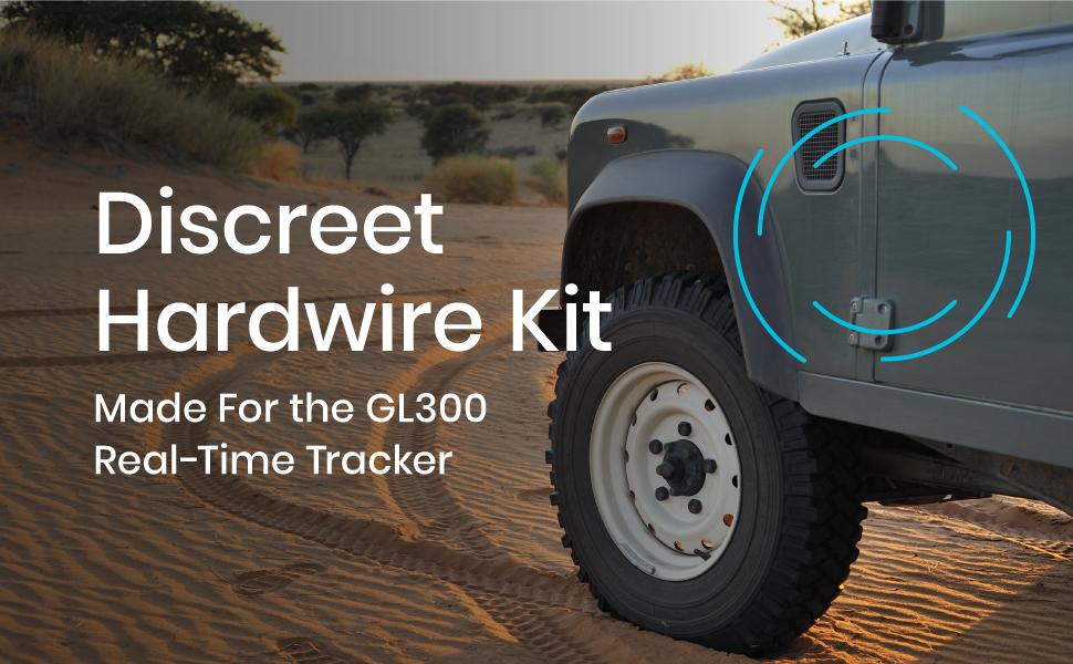 discreet hardwired kit