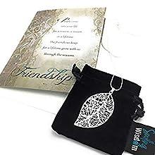 Friendship Leaf Gift Set - Olive