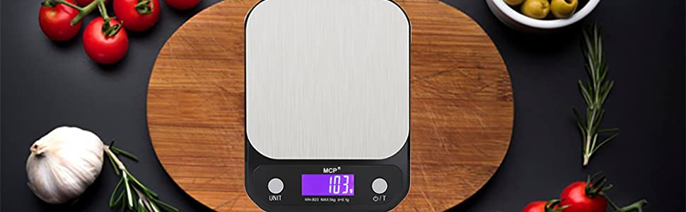 mcp kitchen weighing machine digital food weight scale