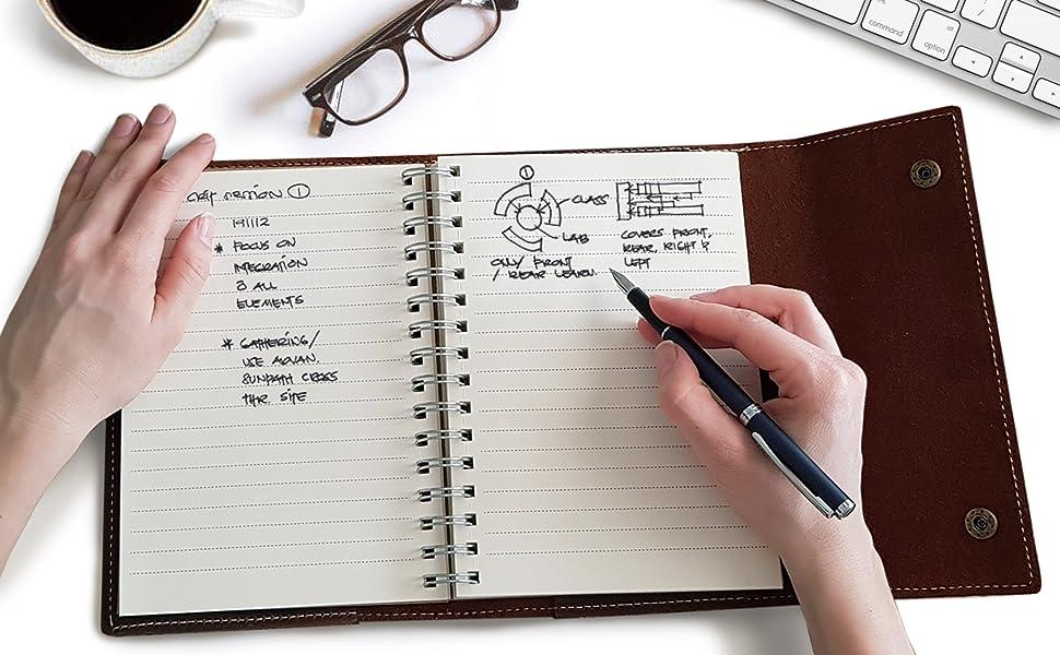 jofelo leather journal  handmade for men leather bound blank journal leather bound lined journal