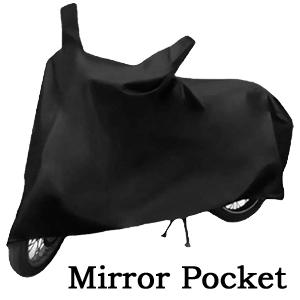 Mirror Pocket Waterproof Bike Body Cover