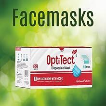 Check Designed face mask