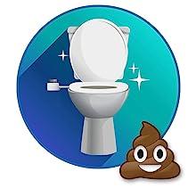 Butt Buddy Duo Bidet Toilet Attachment - Fresh Water Sprayer - In My Bathroom - IMB - Healthy