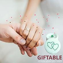 Valentines Gifts Decor Wedding Engagement Bridesmaid Handmade Hearts white elephant gifts