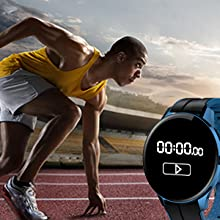 Stopwatch for sports