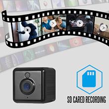 Spy Camera Wireless Hidden Mini WiFi Camera AREBI HD 1080P Nanny Video Recorder SD Card Recording