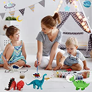 dinosaur toys arts and crafts toys