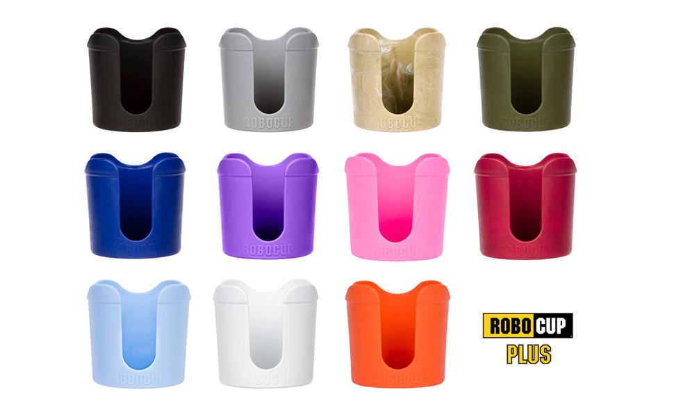 RoboCup Plus Colors