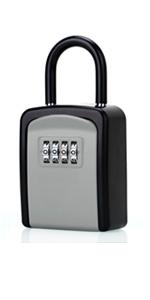 small key safe box