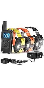dog shock collar 4 modes