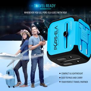 universal travel adapter international power adapter european travel plug adapter