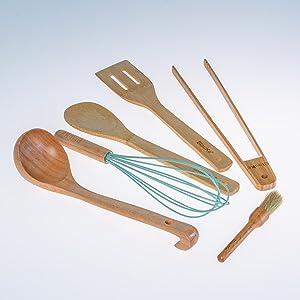 kitchen set silicone spatula set rubber spatula spatulas for nonstick cookware kitchen sets for home