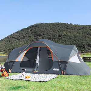 camping tent 10 persons
