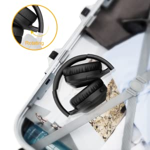 1  Active Noise Cancelling Headphones, Wireless Headphones Bluetooth Headphones with Mic, BesDio Over Ear Headphones with Quick Charge, Bluetooth 5.0 Deep Bass, 30H Playtime for Online Class Home Work PC 8c3c7651 0a5b 48ee 9660 fe023e036f7c